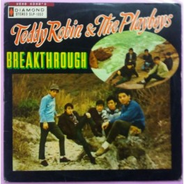 Teddy Robin & The Playboys - Breakthrough (LP)