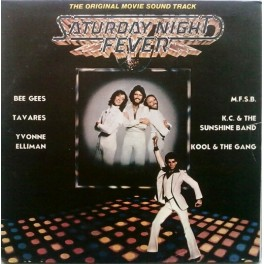 Various – Saturday Night Fever (The Original Movie Sound Track) (2 LP)