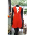 Vintage Mod Dress & Manteau