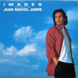 Jean Michel Jarre – Images (The Best Of Jean Michel Jarre) (LP)