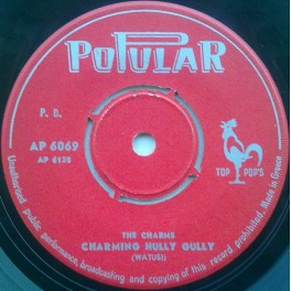 The Charms - Charming Hully Gully / Shake With Charm (EP)