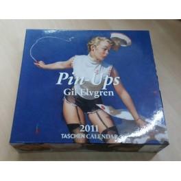 Pin-Ups Gil Elvgren 2011 Tachen Calendar