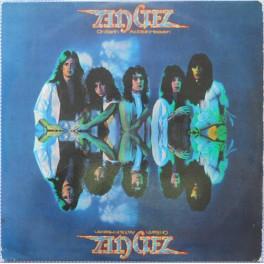 Angel - On Earth As It Is In Heaven (LP)
