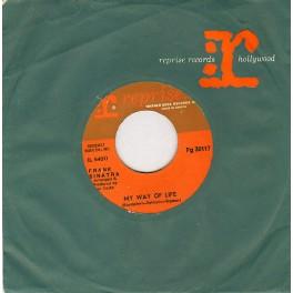 Frank Sinatra – My Way Of Life (EP)