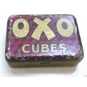 Oxo Cubes Metal Box
