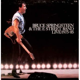 Bruce Springsteen & The E-Street Band – Live / 1975-85 (Box Set 5 LP)