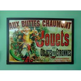 Jouets Framed Art