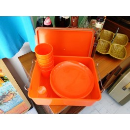 Retro Picnic Set