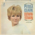 Petula Clark – Downtown (LP)