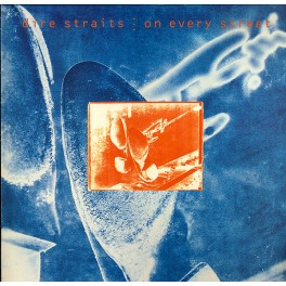 Dire Straits – On Every Street (LP)