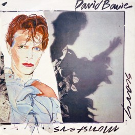 David Bowie – Scary Monsters (LP)