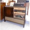 Grundig Radiogram 7066 WE Music Console & Bar