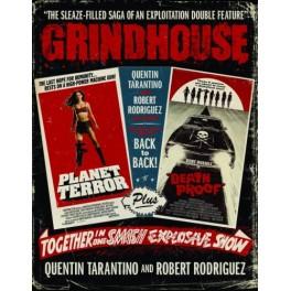 Grindhouse - Planet Terror & Deathproof  Double Feature Box Set (2 DVDs)