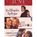 Love Collection: The Notebook, Two Weeks Notice, Kate & Leopold (3 Movies Box Set)