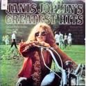 Janis Joplin - Janis Joplin's Greatest Hits (LP)