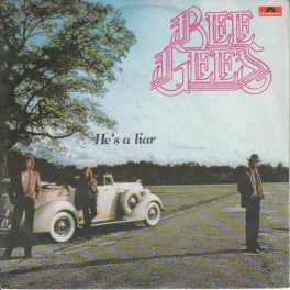 Bee Gees – He's A Liar (EP)
