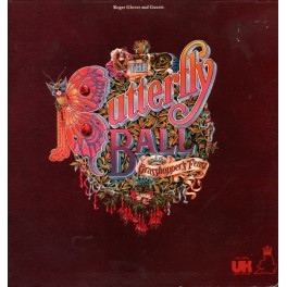 Roger Glover And Guests – The Butterfly Ball And The Grasshopper's Feast (LP)