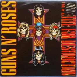 Guns N' Roses – Appetite For Destruction (LP)