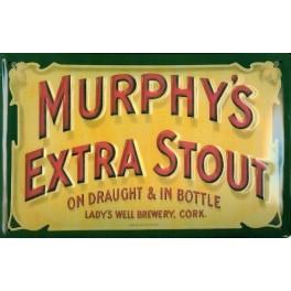 Murphy's Beer Tin Sign ( XL)