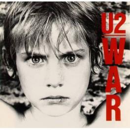 U2 – War (LP)