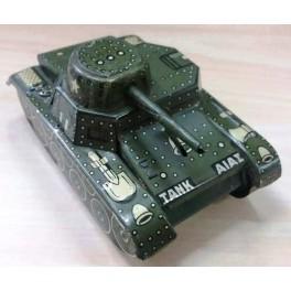 1950's Litho Tin Tank AIAS