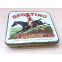 Vintage Sporting Cigarettes Tin