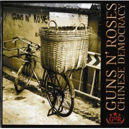 Guns N' Roses – Chinese Democracy (CD)