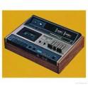 AKAI GXC-46D Stereo Cassette Deck, 1973