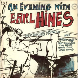 Earl Hines – An Evening With Earl Hines (2LP)
