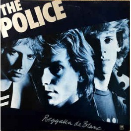The Police - Reggatta De Blanc (LP)