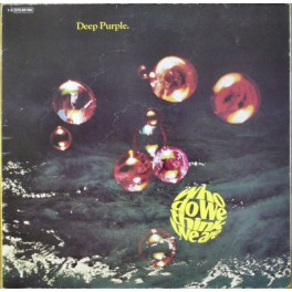 Deep Purple ‎– Who Do We Think We Are (LP)