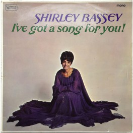 Shirley Bassey – I've Got A Song For You (LP)