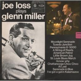 Joe Loss & His Orchestra – Joe Loss Plays Glenn Miller (LP)
