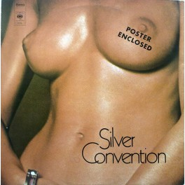 Silver Convention - Silver Convention (LP)