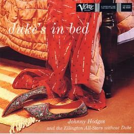 Johnny Hodges - Duke's In Bed (LP)