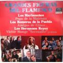 Various – Grandes Figuras Del Flamenco (2 LP)