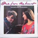 Tom Waits And Crystal Gayle – One From The Heart - The Original Motion Picture Soundtrack Of Francis Coppola's Movie (LP)
