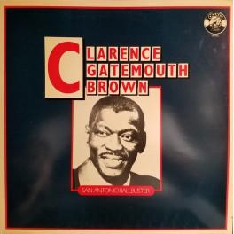 """Clarence """"Gatemouth"""" Brown – San Antonio Ballbuster (LP)"""