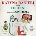 Katyna Ranieri, Nino Rota – Katyna Ranieri chante Fellini (LP)