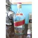 Johnnie Walker Red Label Vintage Whisky Bottle