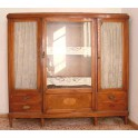 Antique Showcase Furniture