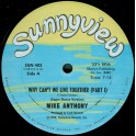 Mike Anthony – Why Can't We Live Together (LP)