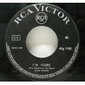 Elvis Presley - I'm Yours / (It's A) Long Lonely Highway (EP)