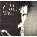 Keith Richards ‎– Main Offender (LP)