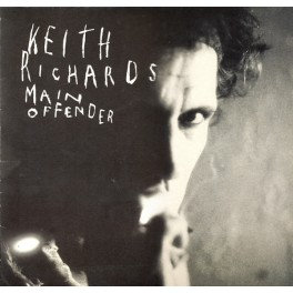 Keith Richards – Main Offender (LP)