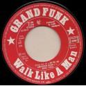 Grand Funk Railroad – Walk Like A Man (EP)
