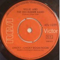 Willie And The Red Rubber Band – Chicky-Chicky Boom Boom / Mary Jane ( EP)