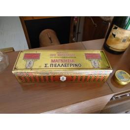 MΑΓΝΗΣΙΑ Σ. ΠΕΛΛΕΓΡΙΝΟ VINTAGE BOX