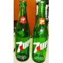 7 UP Vintage Bottles