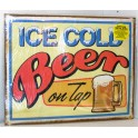 Ice Beer on Tap